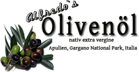 Alfredo`s Olivenöl aus Apulien Vieste